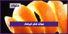 فوائد قشر البرتقال للجنس