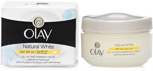 كريم اولاي ناتشورال وايت Olay Natural White Day Cream