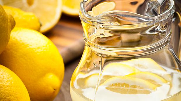 زيت الزيتون والليمون